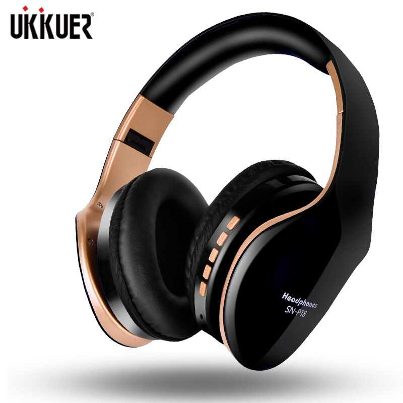 Neue Drahtlose Kopfhörer Bluetooth Headset Faltbare Stereo Kopfhörer Gaming Kopfhörer Mit Mikrofon Für PC handy Mp3
