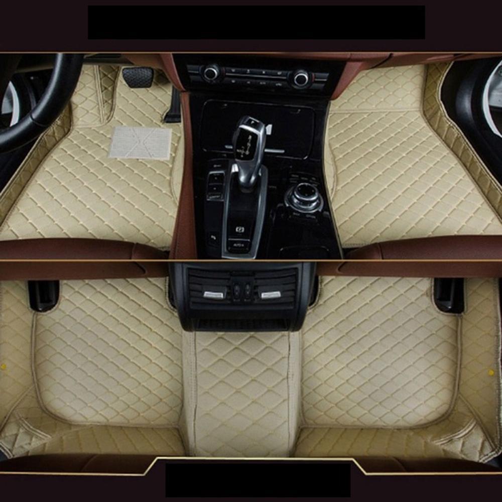 Para BMW X3 F25 2011 2012 2013 2014 2015 2016 2017 Carro-Styling Tapetes Do Carro Personalizado