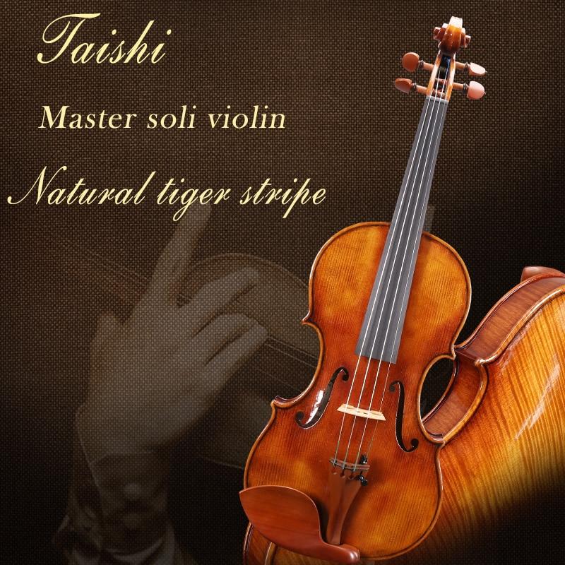 Violín de concierto de Taishi, 30-y Abeto velho, copia de los modelos...