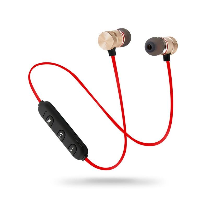 Magnet auriculares inalámbricos Bluetooth conectarse a 2 Teléfono para Huawei Honor 8 Lite/Pro fone de ouvido audifonos bluetooth deporte