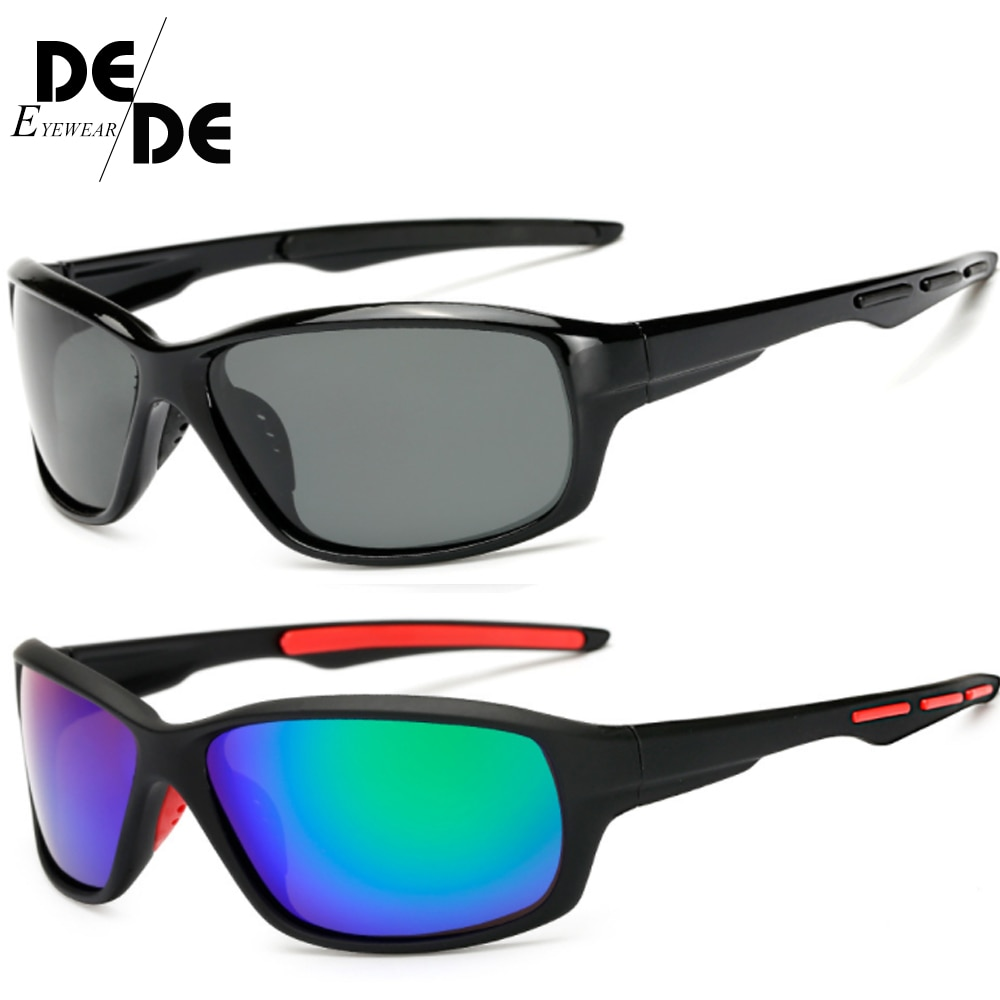 New Polarized Men Sunglasses Fashion Gradient Male Driving Glass UV400 Polarised Goggle Eyewears lun