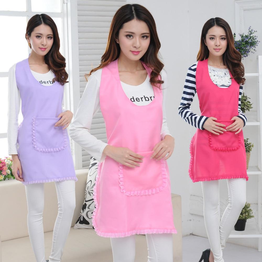 Косметичка для салона красоты, фартук для работы, Корейская версия, Модный женский фартук без рукавов для работы в супермаркете, 2020