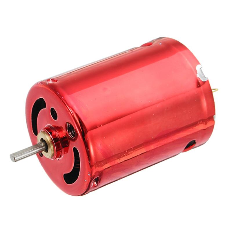 DC 7.4V 50000RPM Permanent Magnet Motor Adjustable  Miniature Motor for Water Gu n