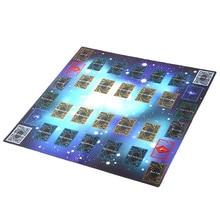 60x60cm Galaxy Style compétition tapis de jeu pour yu-gi-oh carte jouets éducatifs Puzzle jouer eva tapis bébé mousse caoutchouc tapis de jeu