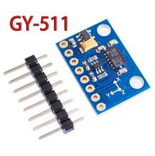【SIMPLE ROBOT】 GY-511 LSM303DLHC Modul e-Kompass 3 Axis Beschleunigungsmesser-technologie, + 3 Achsen Magnetometer Modul Sensor