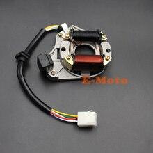 Magnéto Rotor de plaque 50cc 90c 110cc 125cc Dirt Bike ATV Quad Pit Pro Buggy e-moto nouveau