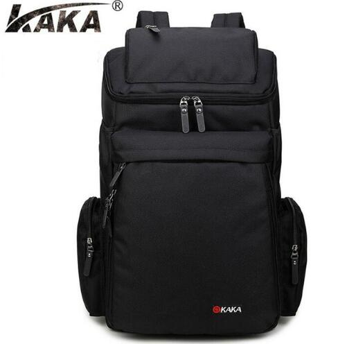 Mochila De Negocios Oxford para hombre 15,6, mochila de viaje para ordenador portátil para hombre, bolso de hombro de colegio, mochila de viaje a prueba de agua para Notebook