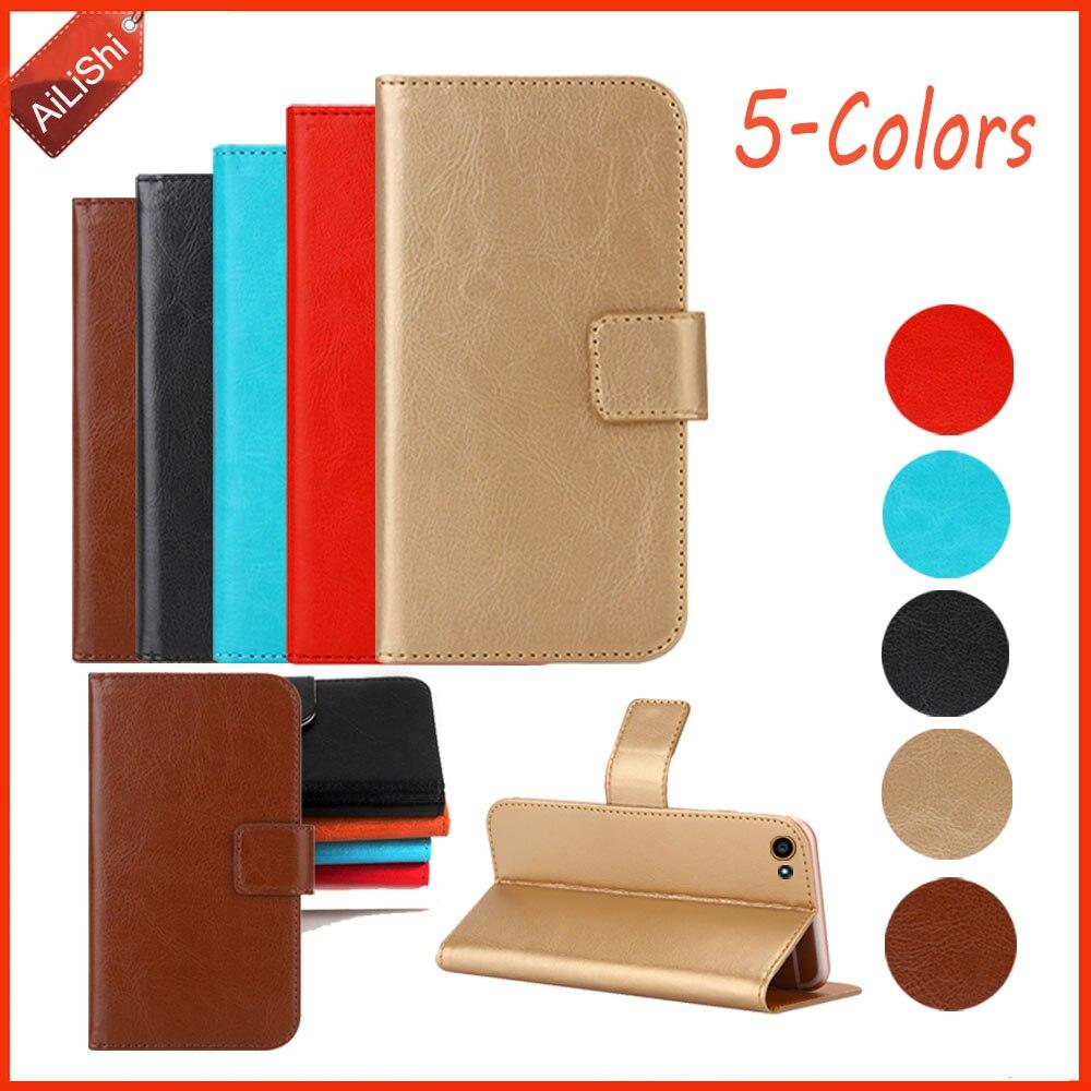AiLiShi Fashion PU Flip For Hisense C20 F23 T5 T5 Plus L695 C20S M30 U988 L676 Case Wallet Protective Cover Skin Leather Case
