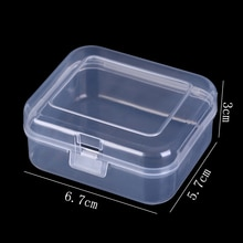 6.7*5.7*3cm Watch Box Storage Case Travel Retail Box Jewellery Box For Bangle Jewelry Wrist Watch Bo