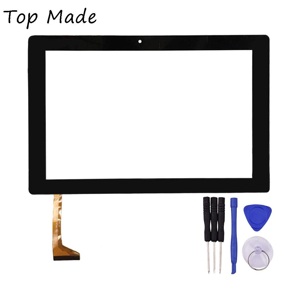 10,1 pulgadas para TrekStor Surftab doble 10,1 ST10432-8 Tablet pantalla táctil de cristal digitalizador de reemplazo