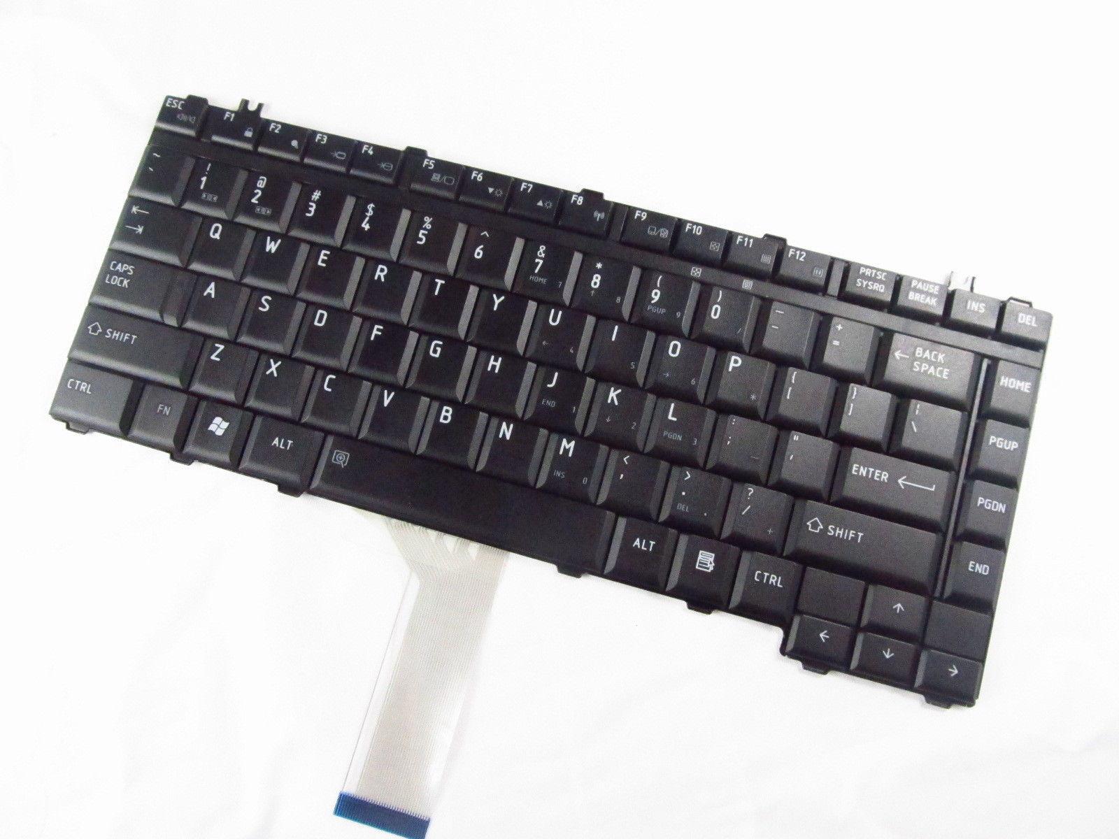 Teclado negro para ordenador portátil TOSHIBA A305-S6898 US
