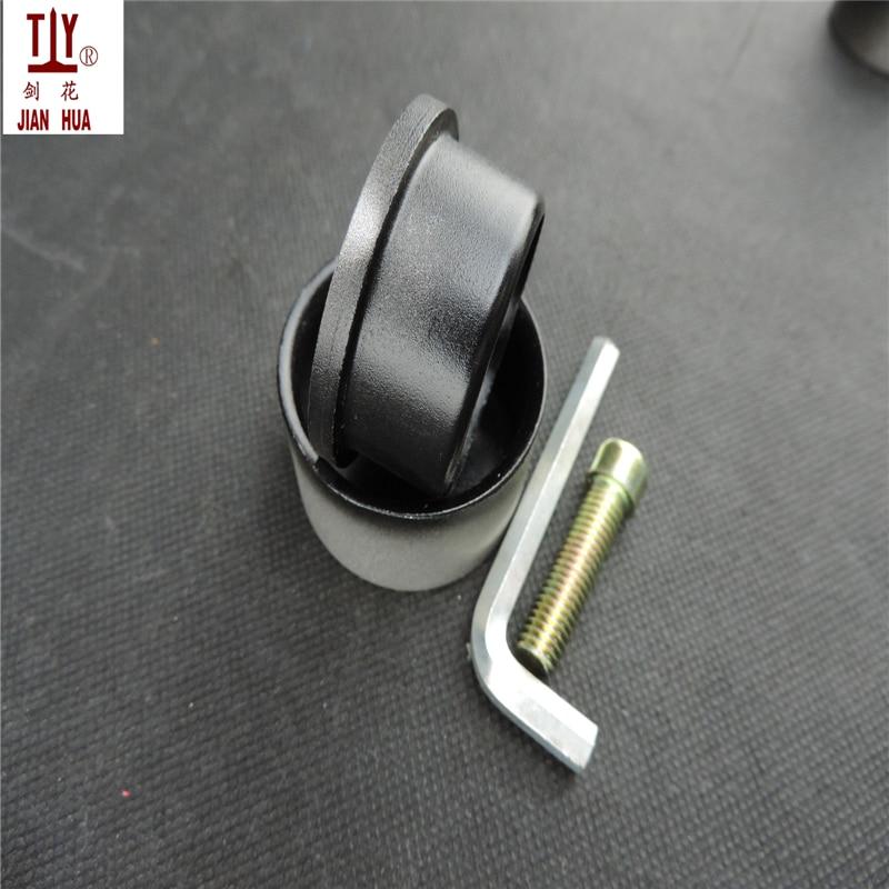 Piezas de soldadura de boquilla de soldadura negra/dorada 40mm molde de soldadura de cabezal troquelado PPR/PE/PB tubería de agua hotmelt de soldadura a tope
