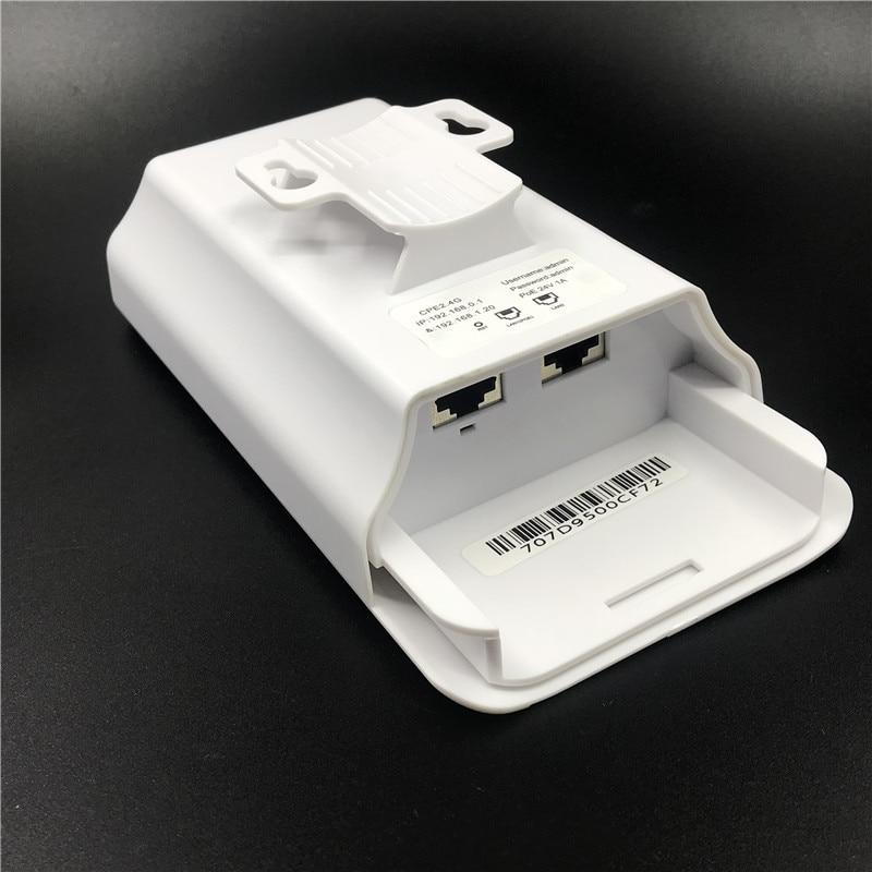 CPE AR9531 Chipset WIFI Router WIFI repetidor gama larga 300 Mbps 2,4 GHz Router AP al aire libre CPE AP router cliente
