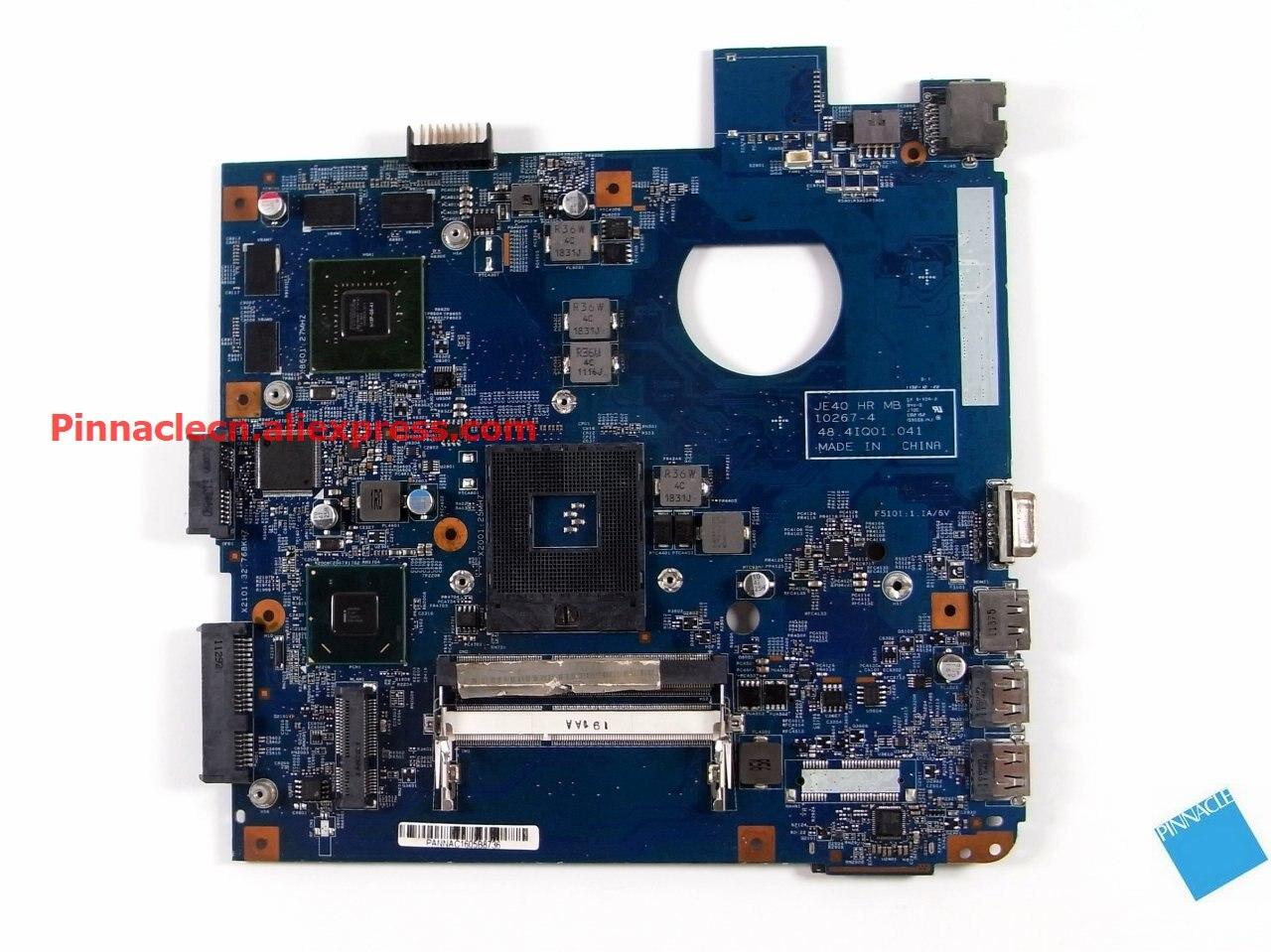 اللوحة الأم MBRRB01001 لـ Acer Aspire 4752G 4755G JE40 48.4IQ01.041