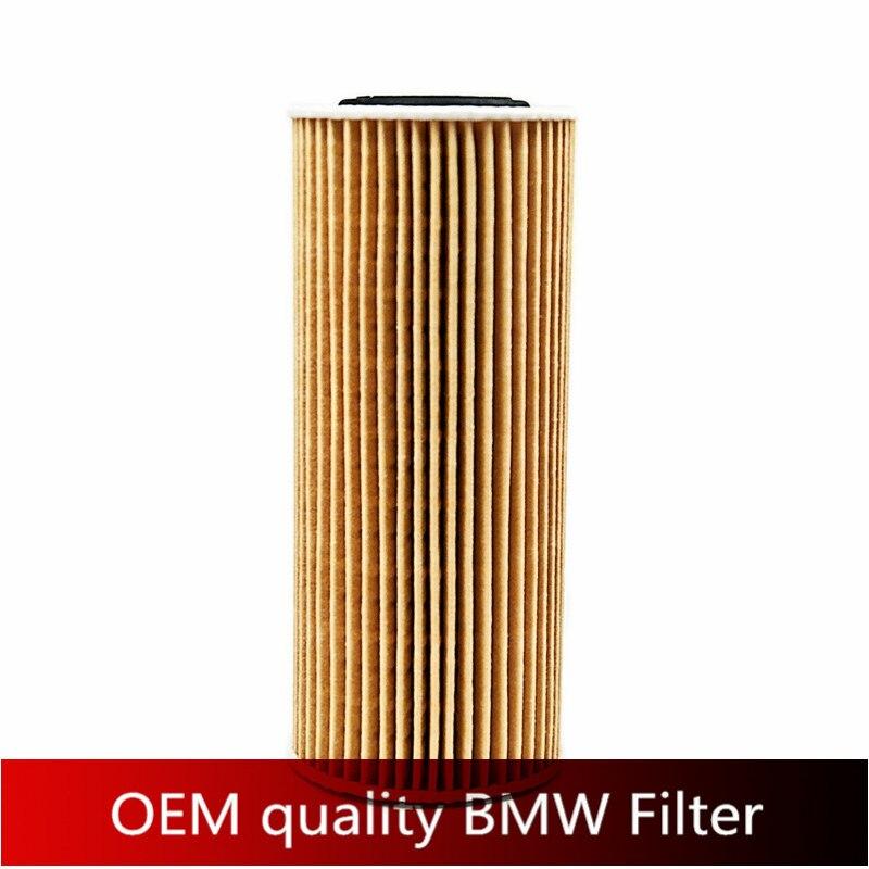 Kit de filtro de aceite de motor para bmw E90 E92 E71 11427808443