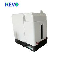 World popular hobby mini fiber laser marking printing machine 30w 50w for metal