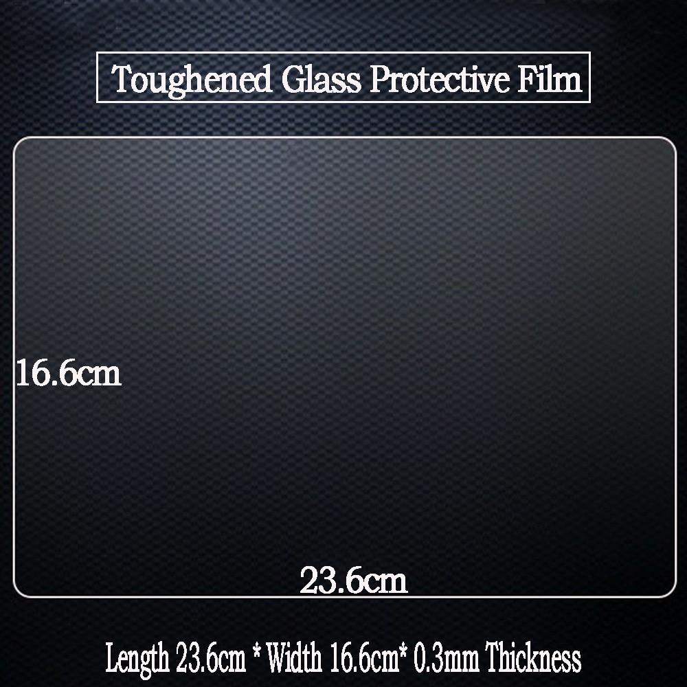 BDF 0.3mm écran de Protection verre trempé pour 10 pouces tablette Pc 3D couverture complète Protection verre trempé Film pour tablettes