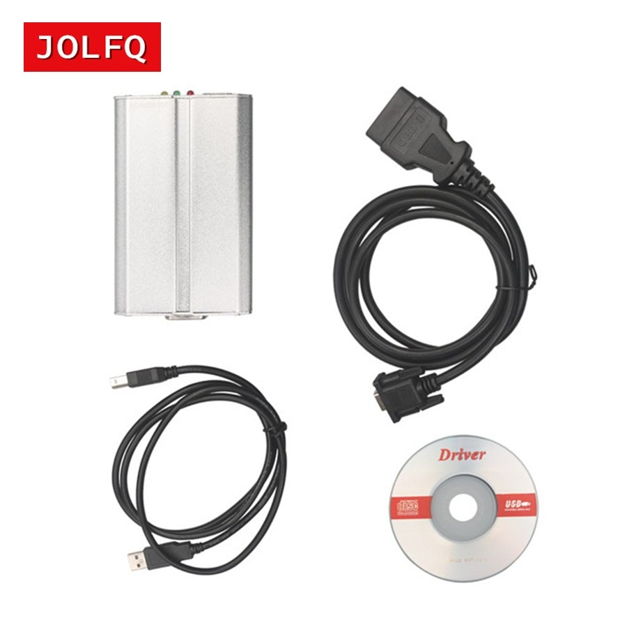 Wholesale A quality SMPS MPPS V13 EDC16 Chip Tuning Metal Box ECU Chip Tuning MPPS V13 EDC16 CAN Flasher Multi-language