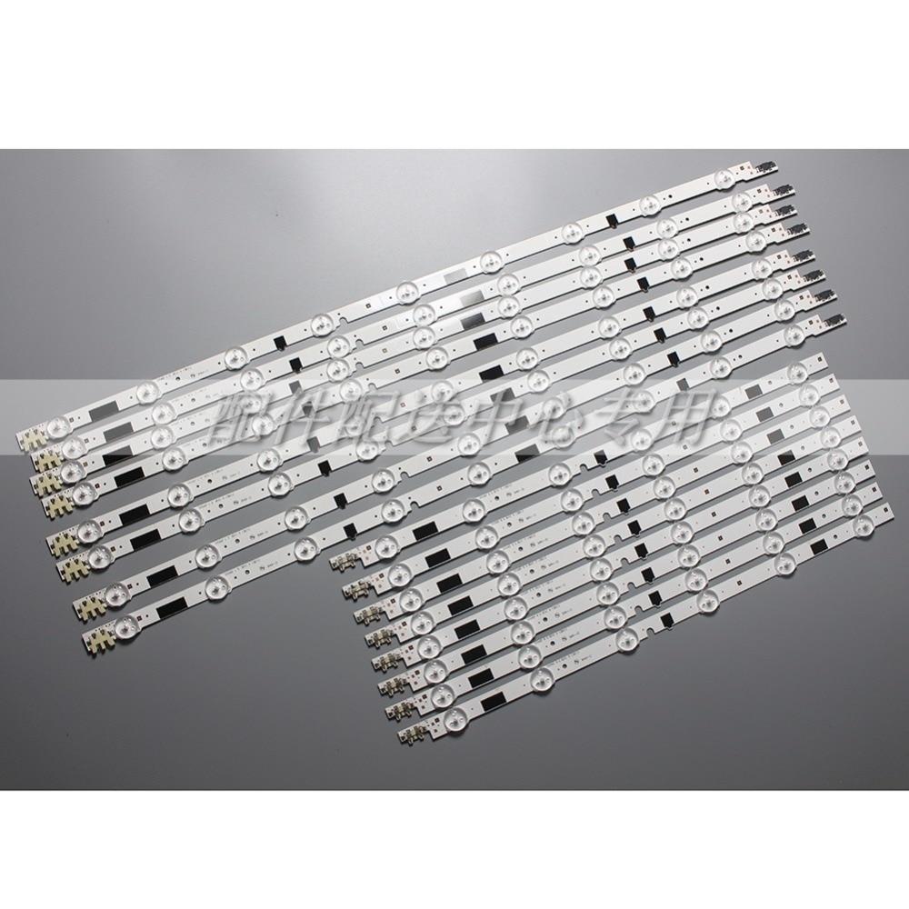 X 46 pulgadas, D2GE-460SCA-R3 LED 2013SVS46F para Samsung CY-HF460BGLV1V BN95-00891A UA46F5080AR/5500AJ UA46F6100AJ UA46F6420AJ 16 piezas,