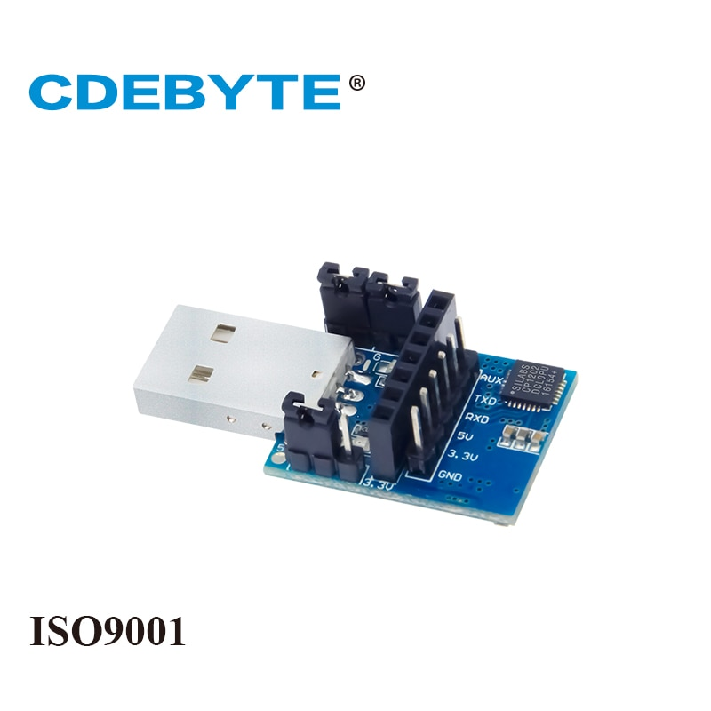 2pc lot e810 485 u01 ch340 usb rs485 test board for uart wireless serial port modem 2pc/lot E15-USB-T2 USB-TTL Test board used for 3.3V or 5V UART Wireless Serial Port Module