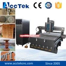 Offre spéciale modèle AKM1325C outil automatique 3d sculpture sur bois machine prix chine CNC routeur/3d bois art machine
