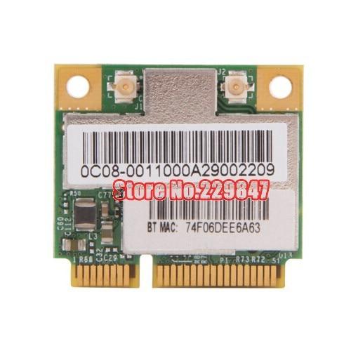 Bcm43225hmb bcm943225 bcm43225 bcm943225hmb 300 MT nirkabel wifi n 3,0 bluetooth 2,1 Mini PCIe setengah kartu untuk Broadcom