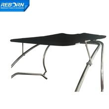 Reborn Pro2 tour de Wakeboard Extra Large Bimini-Version 1970 auvent noir
