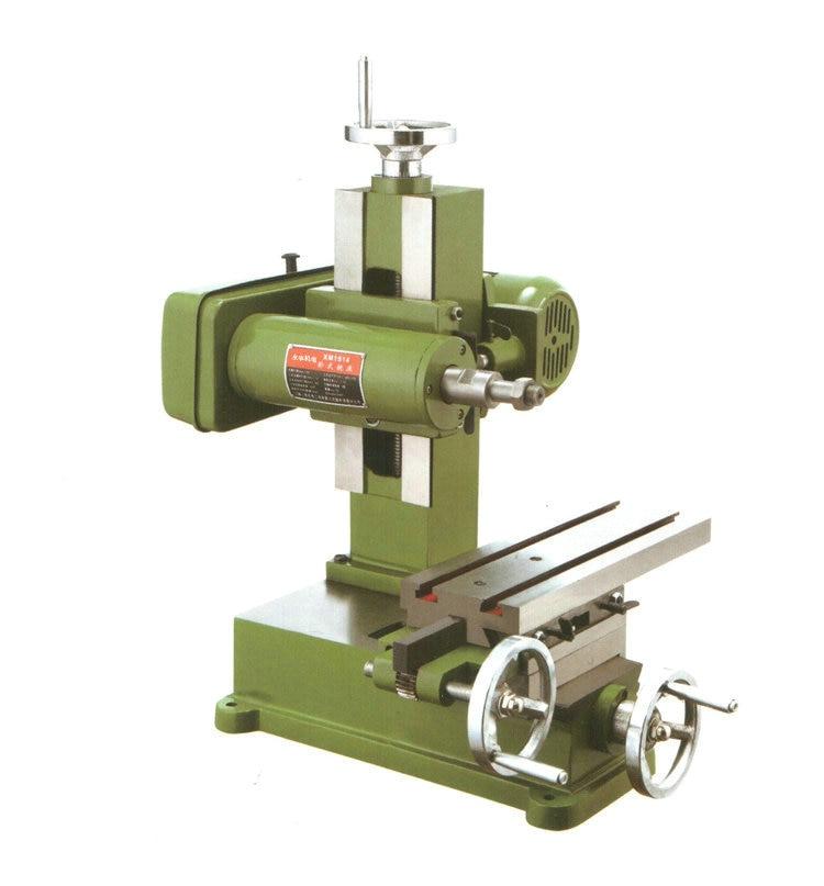 Three-phase 380V Light Horizontal Multifunctional Metal Slot Milling Machine, Woodworking Milling Machine, Milling Lathe