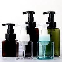 Bouteilles distributeur de savon  nouveau Design  pour shampoing  creme cosmetique  conteneurs de Lotion  bouteilles vides presse  accessoires de salle de bains