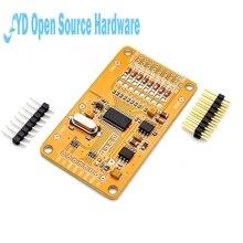 1 pièces ADS1256 24 ADC8 module dacquisition de données ADC de précision