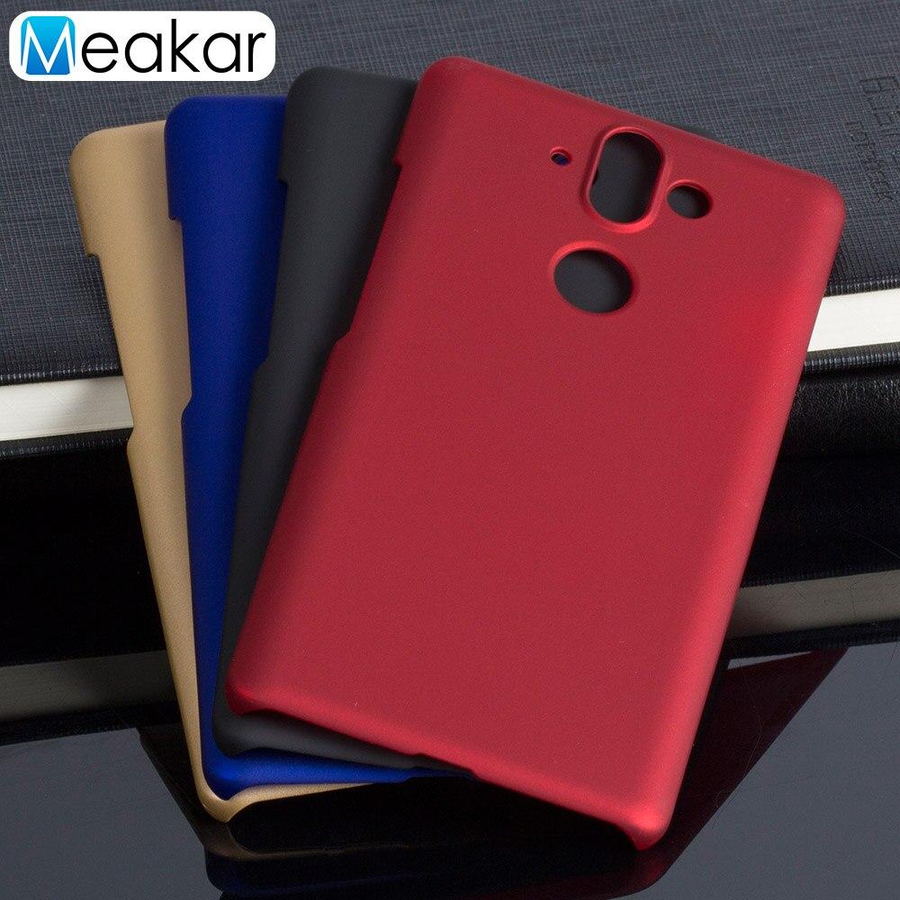 Funda de plástico mate de 5,5 para Nokia 8 Sirocco Case para Nokia 8 Nokia8 Sirocco Coque trasero de teléfono