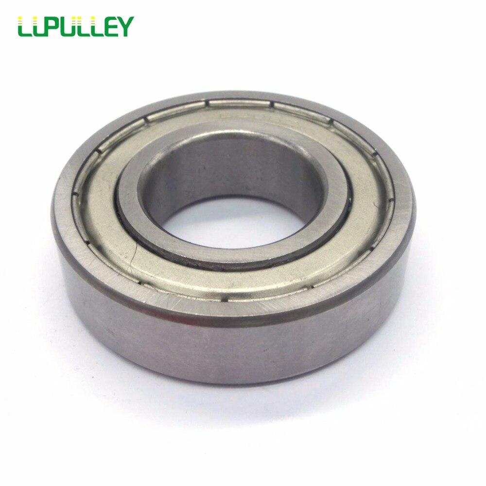 LUPULLEY 4 pcs Rolamentos de Esferas de sulco Profundo Única Linha 6200ZZ/6201ZZ/6202ZZ/6203ZZ/6204ZZ Protetor do Metal rolamento de esferas de Aço