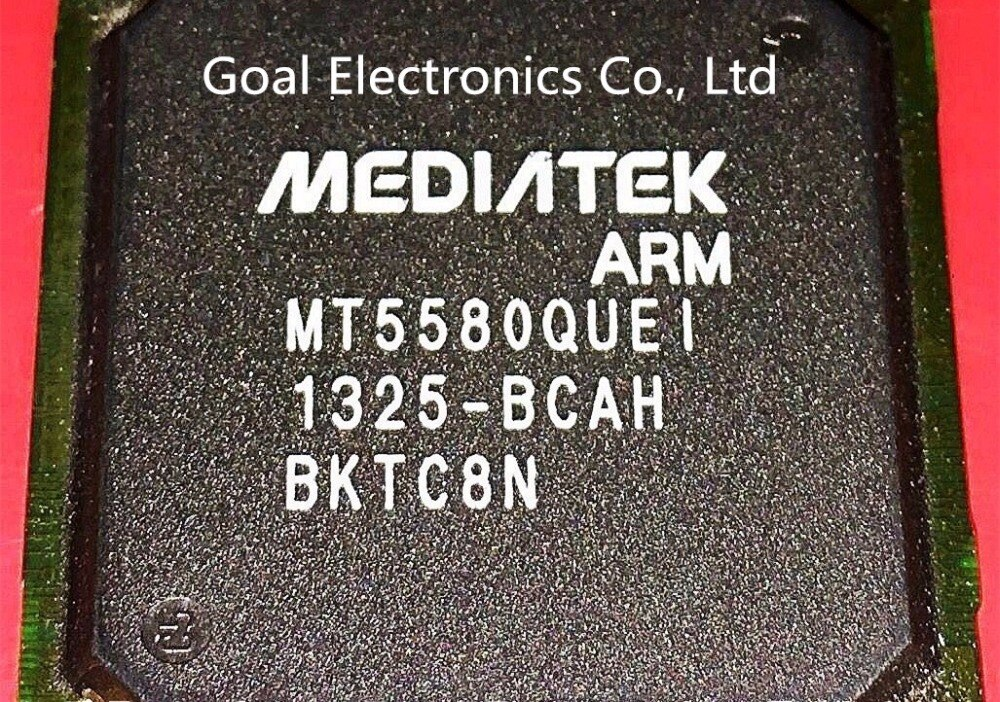 panel chip MT5580QUEI-BCAH MT5580QUEI