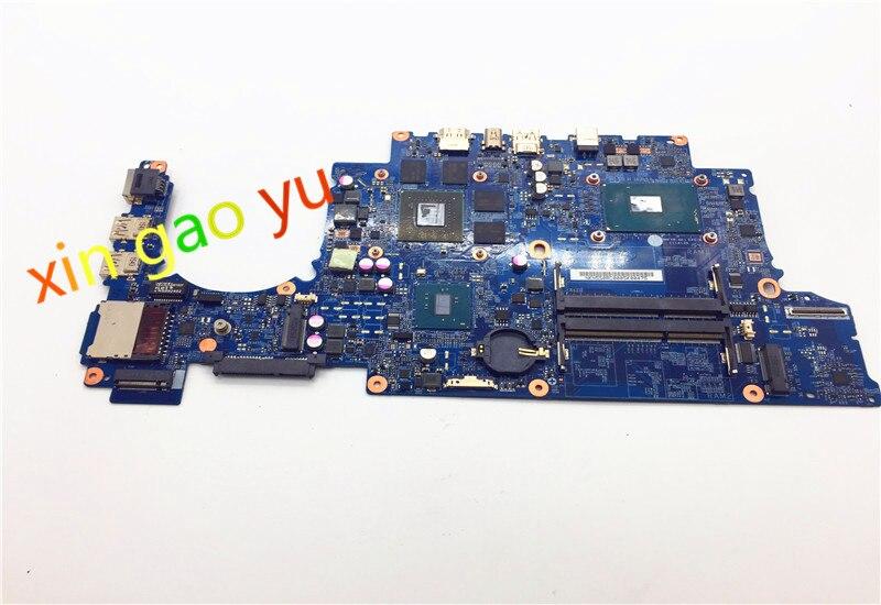 PARA N550RC Raytheon para Hasee para CLEVO laptop motherboard DDR4 6-77-N550RC00-D02A-2C motherboard não-integrado