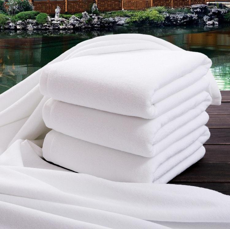 Super Soft White Towel Beauty Salon Barber's Shop or Hotel Cotton Towel Home Bath Towel Many Size Available