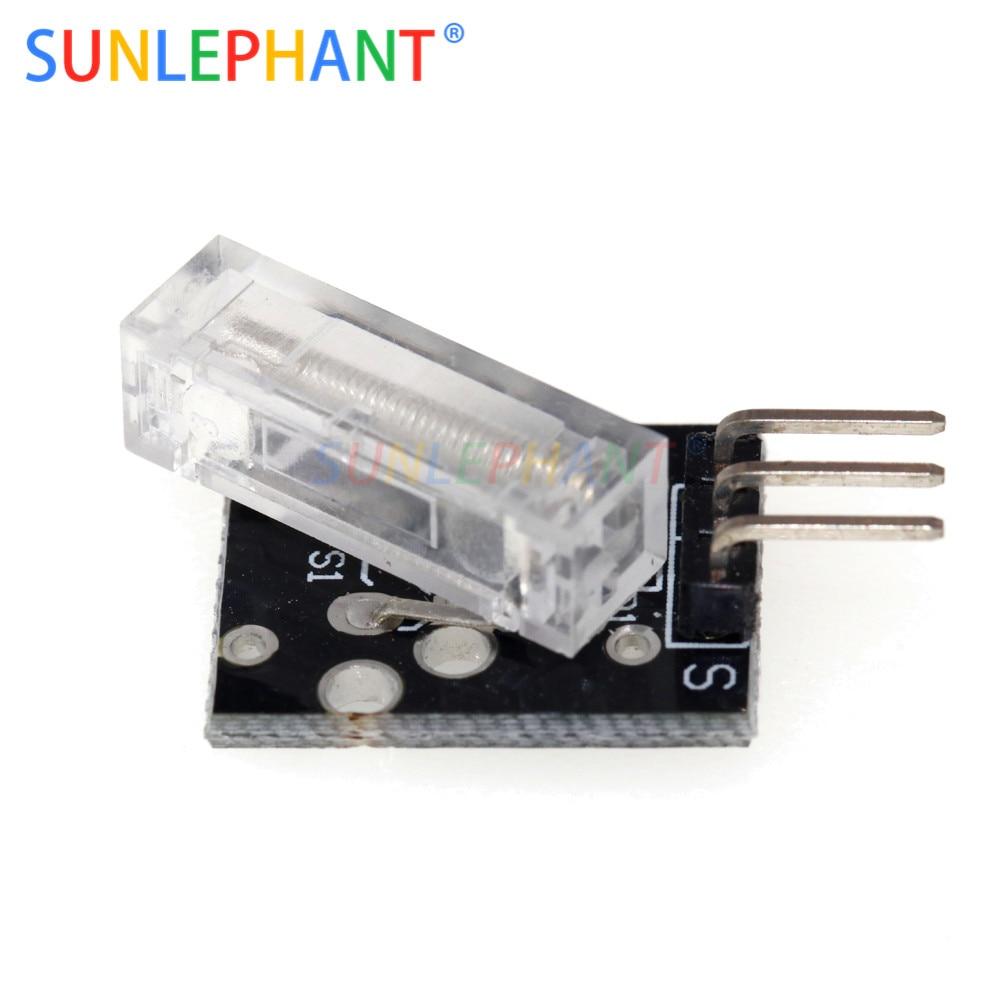KY-031 3pin Percussion Knocking Knock Sensor Module for PIC AVR For Raspberry pi Diy Starter Kit KY031
