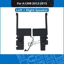 "Original Laptop Left and Right Internal Speaker Pair For Macbook Pro Retina 15"" A1398 Speaker set Replacement 2012-2015"