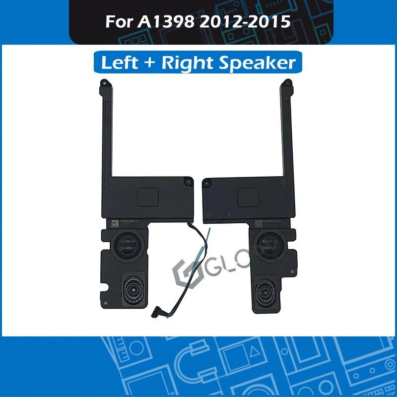 """Par de altavoces internos izquierdo y derecho Original para Macbook Pro Retina 15 """"A1398 juego de altavoces reemplazo 2012- 2015"""