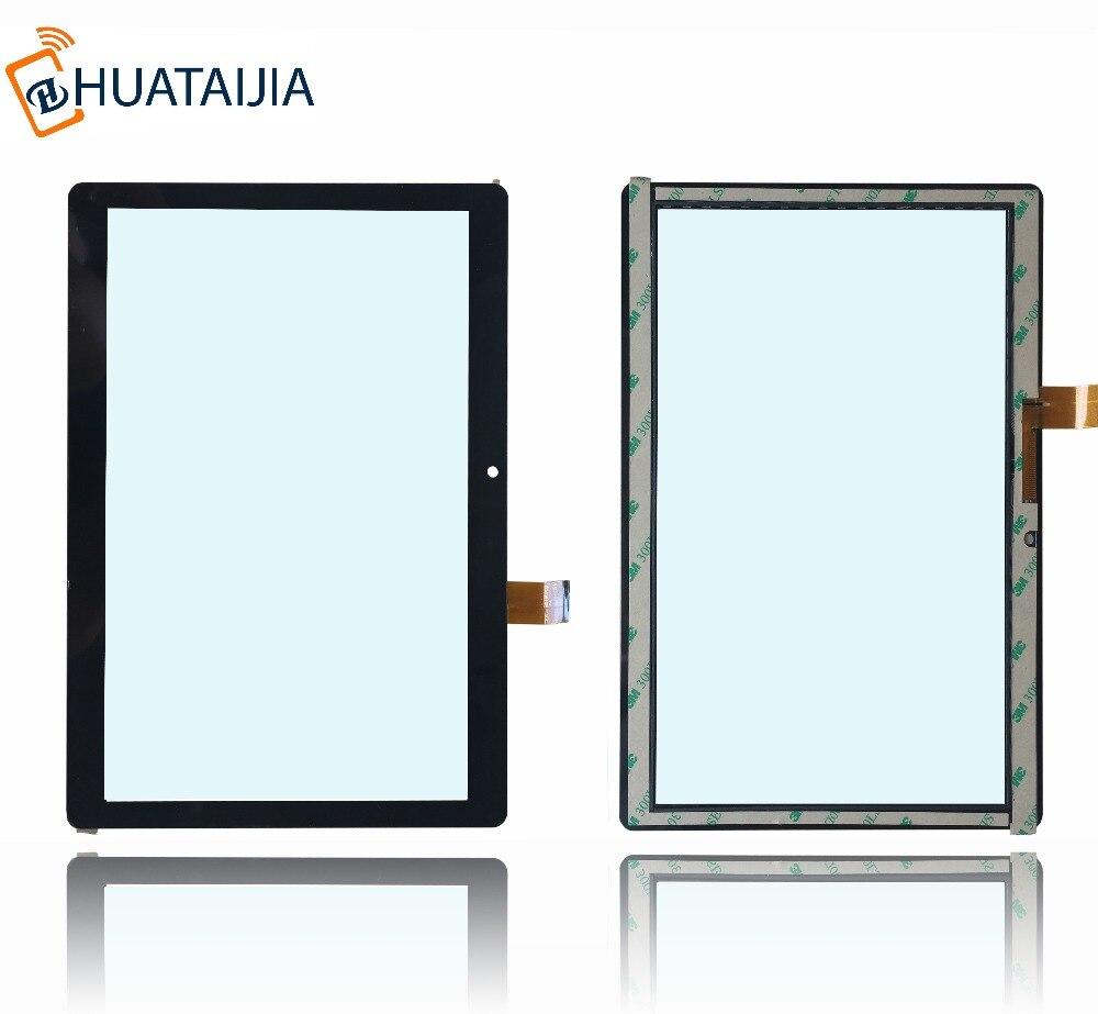 """Nuevo Digitalizador de panel táctil para 10,1 """"Digma avión 1550S 3G PS1163MG pantalla táctil de vidrio y Sensor de película de pantalla de vidrio templado"""