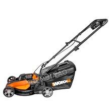 WG776E 40 V Lithium à faible bruit environnement tondeuse bricolage jardinage aide ménage outils électriques