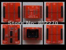Adaptateur complet TSOP 32/40/48 20mm forTL866II TL866CS/TL866A/TL866 II PLUS programmeur YAMAICHI TSOP48 ZIF socket