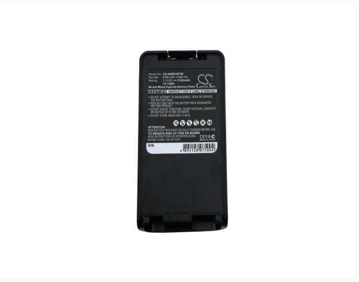Cameron Sino batería de 2100mAh Para KENWOOD FTH1010 NX-220 NX-320 TK-2140 TK-2160 TK-2168 TK-2170 TK-2173 TK-2360 TK-3140 TK-3160