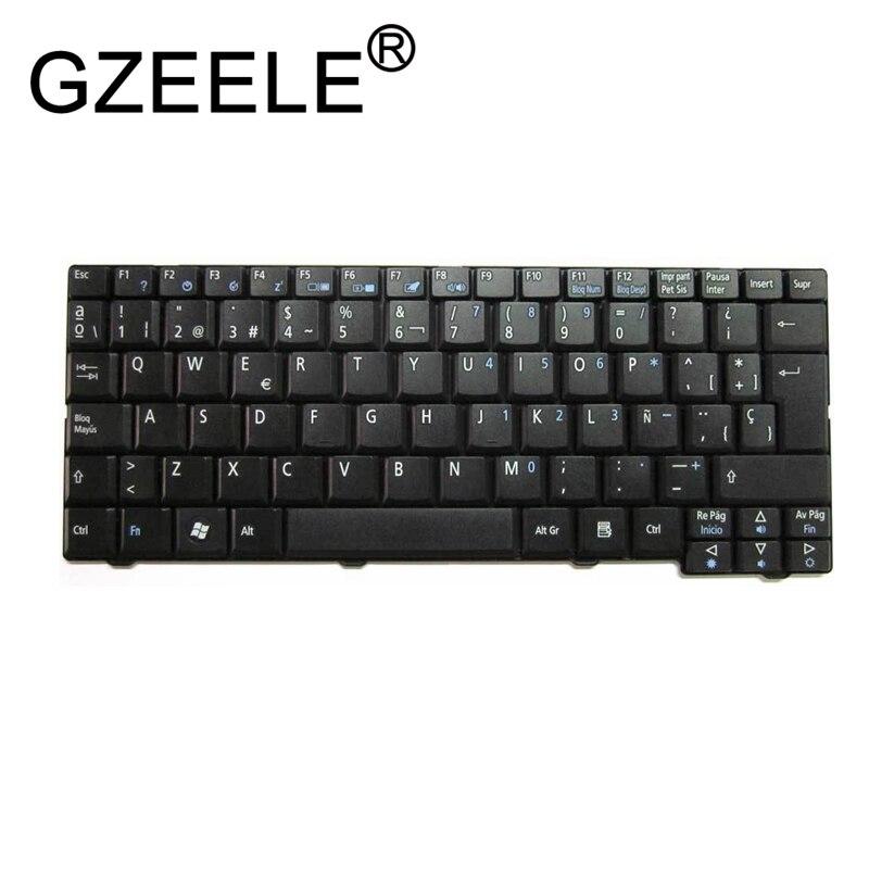 Teclado español para ordenador portátil Acer Aspire One ZG5 A110 A150 D150...