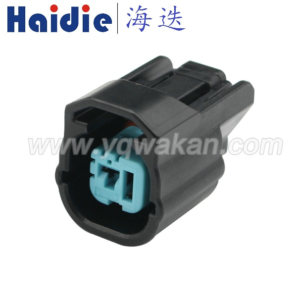Бесплатная доставка, 2 комплекта, 1pin, Honda accord horn Fit Odyssey CRV civic honking plug, водонепроницаемый разъем, HD017Y-2-21, 6189-0591