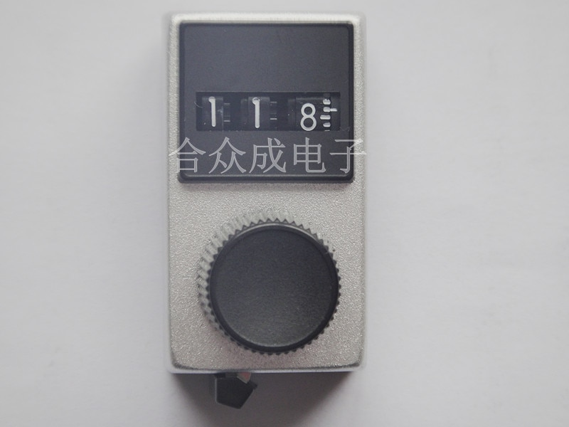 [Vk] spectrol botão de contagem digital botão 15-1-11 multi-turn botão interruptor de importação