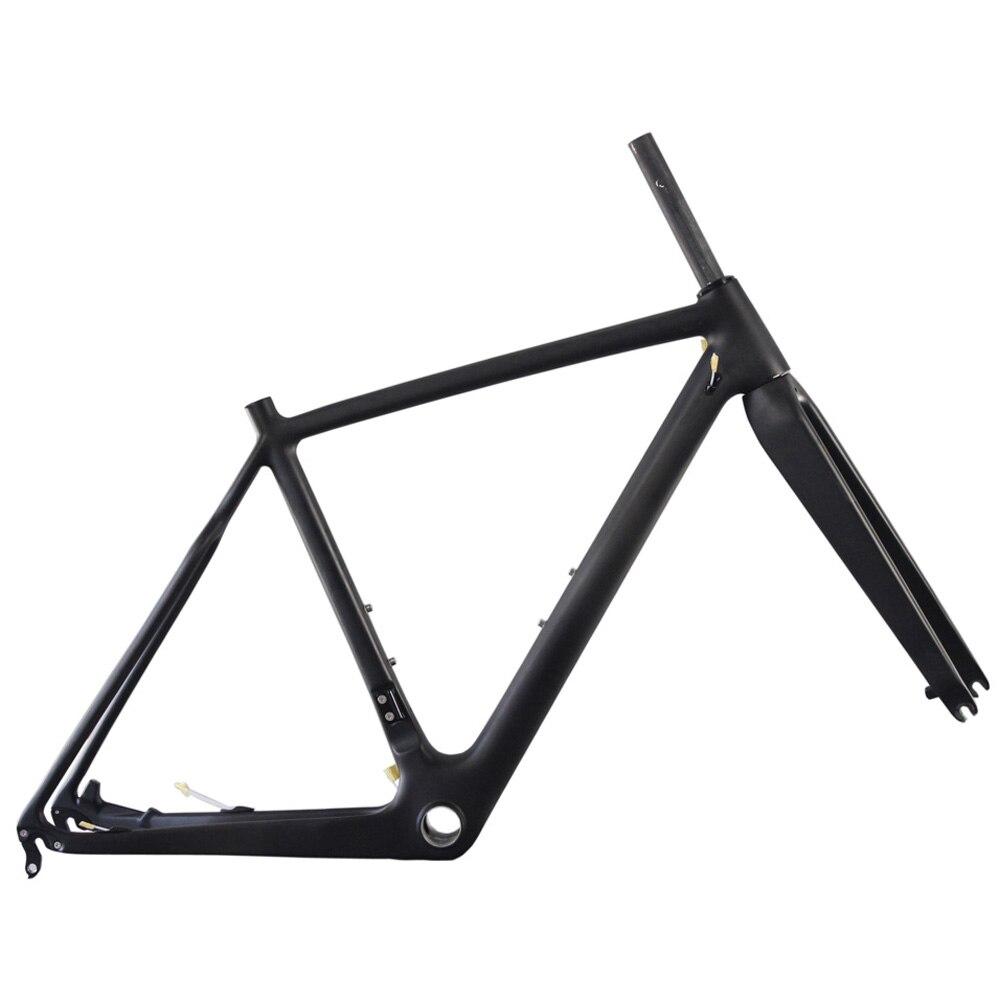 Montura directa cuadro de bicicleta de carbono, marco de ciclocross BB86/BSA y DI2 compatible con 2 años de garantía