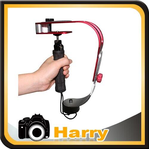 Estabilizador de vídeo Steadycam portátil PRO para videocámara Digital DV DSLR 10D 20D 30D 40D 50D 350D D90 D3100 Cámara
