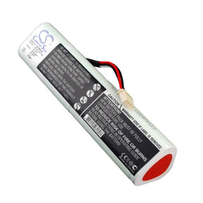 3600 mah סוללה עבור פלוק מנתחי 433 434 435 Scopemeter 192 192B 196 196B 196C 199 199B 199C NI-MH נטענת bateria 7.2 v