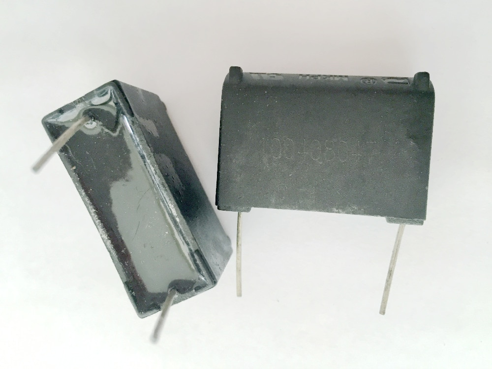 2 Клеммы конденсатор индукционной плиты MKPH 0,33 мкФ MFD 1200VDC 600VAC