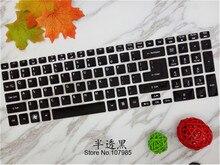 15 inch kleurrijke Toetsenbord Cover Protector Skin Voor Acer Aspire E1-572 E1-522 E1-522 E1-510 E1-570 E1 731 532 571 572 511 TMP455